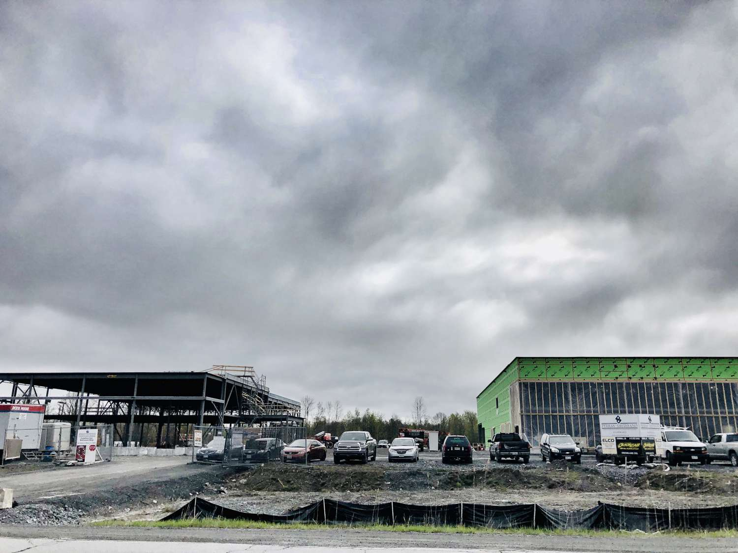 KIA Dealership - Structural & Misc. Steel Project