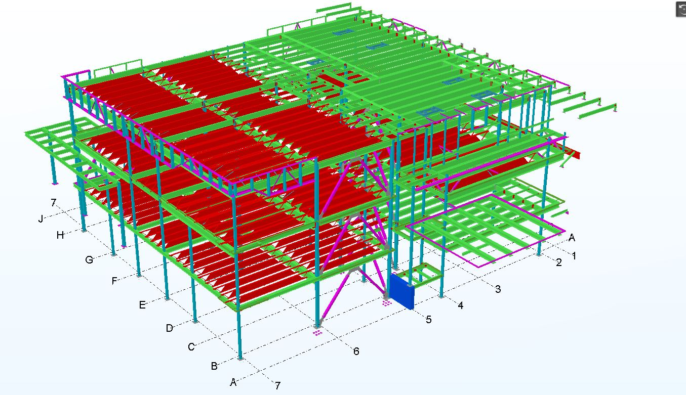 Ashbury College - Structural & Misc. Steel